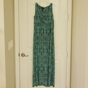 Chaps maxi dress. Great condition.